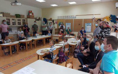 Prvi šolski dan – 1. razred