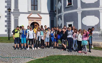 ŠOLA V NARAVI – 6. in 7. razred, 1. DAN